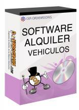 Programa de Gestión de Alquiler de Vehículos - CEA Ordenadores