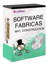 Programa de Gestión para Fábricas de Materiales de Construcción - gsBase