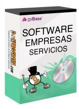 Programa de Gestión para Empresas de Limpieza, Jardinería, y empresas de Servicios - gsBase