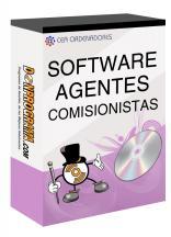 Programa de Gestión de Agentes de Ventas, Representantes y Comisionistas - CEA Ordenadores