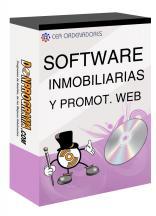 Programa de Gestión de Inmobiliarias y Promotoras con Web en Internet - CEA Ordenadores