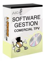 Programa de Gestión Comercial para Comercio TPV - AIG