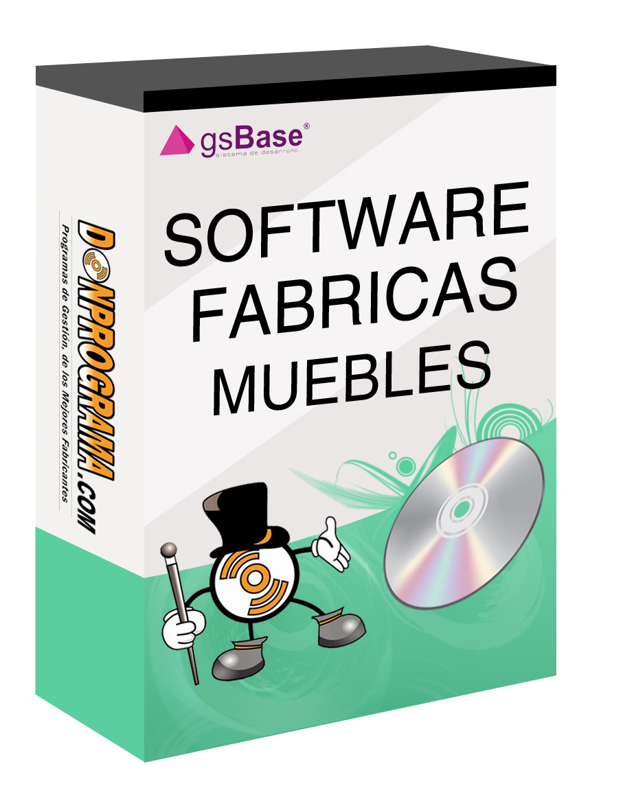 Programa de gesti n para f bricas de muebles gsbase for Software para muebles